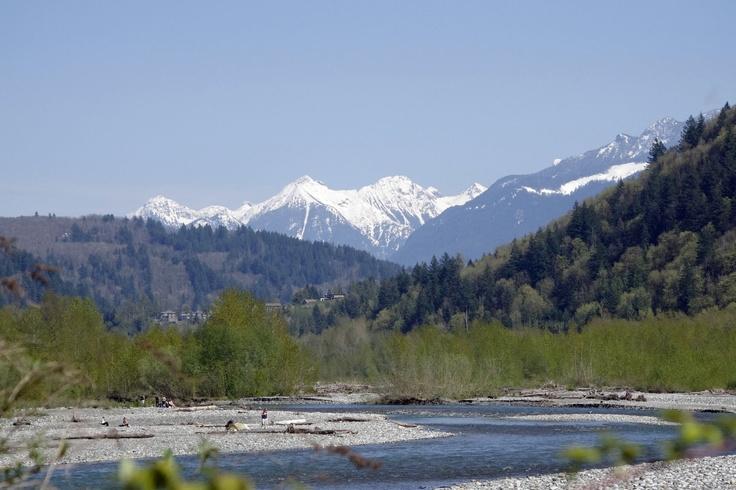 Vedder River, BC