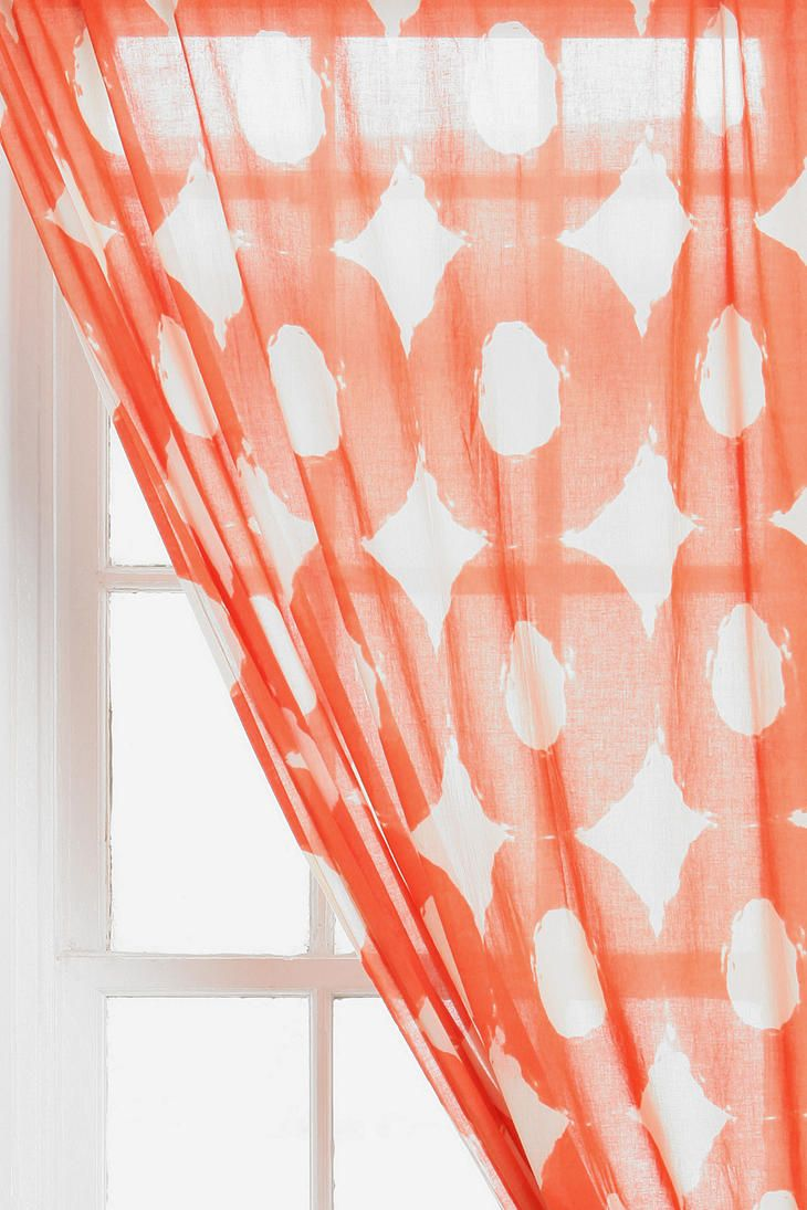 Urban Outfitters Possible curtains for closet area - Char-Bea By Ashley G Circle Cutout Curtain $39 each