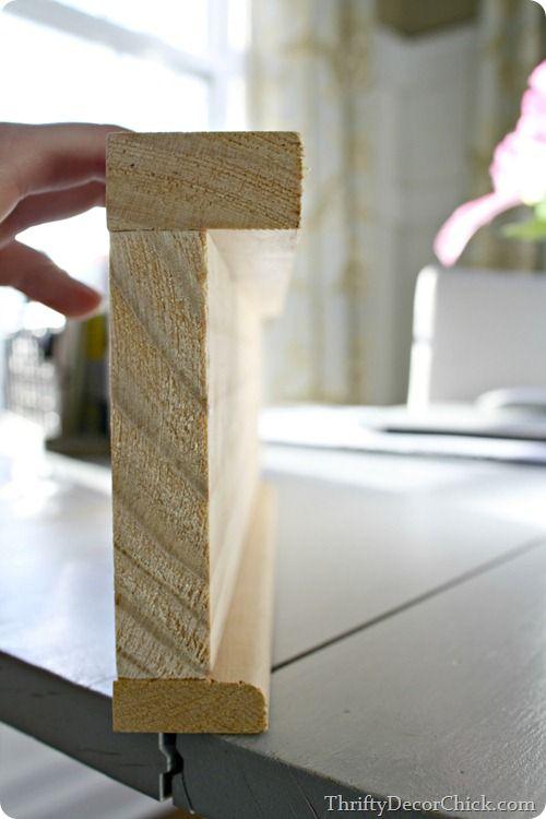 DIY Craftsman Door Casing/trim Tutorial (2 Of 2)   Using Pine,