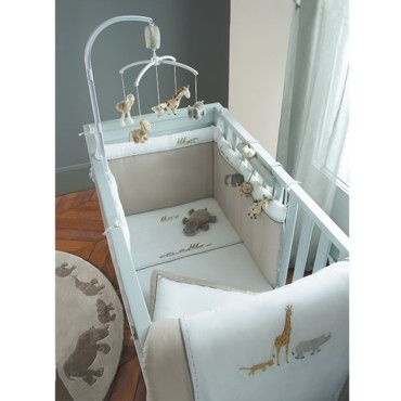 Chambres de b b jacadi voyage en afrique parure de lit b b jacadi 65 mobile voyage en - Parure de lit bebe garcon ...
