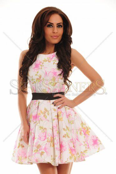 Rochie Fanciful Moment Pink