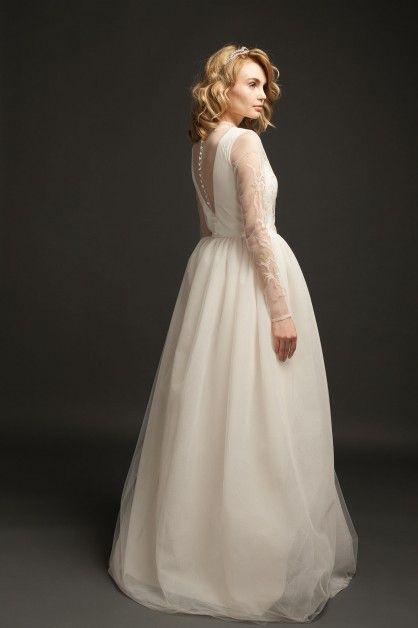 """Eternity"" wedding dress! Order online!"