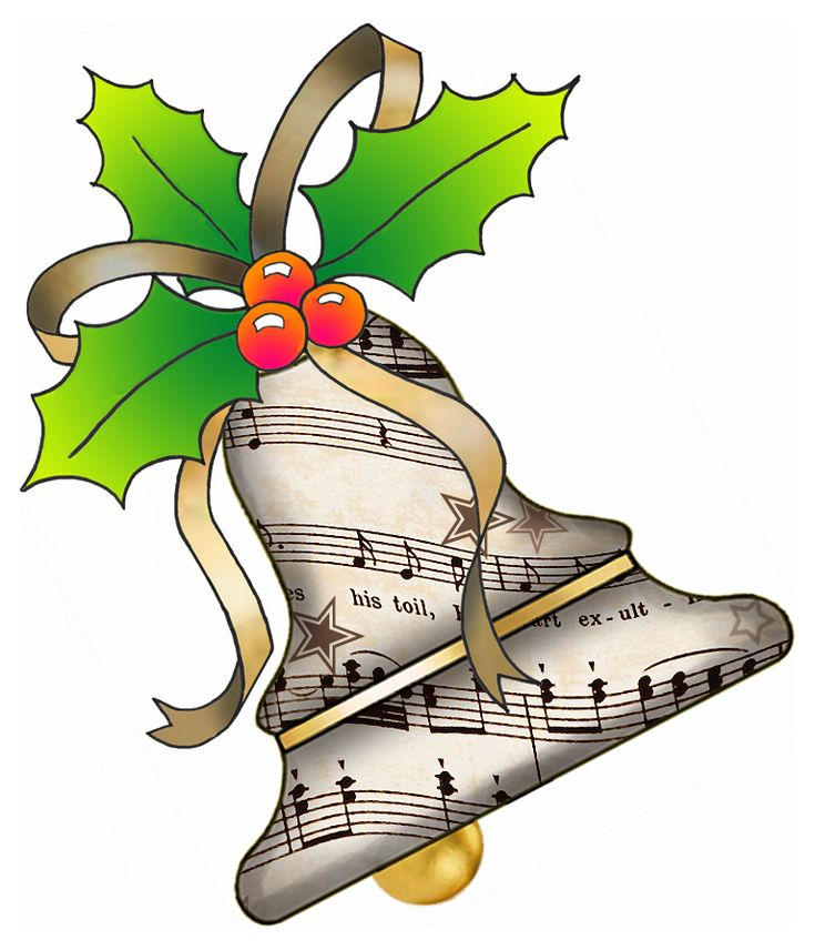 ArtbyJean - Vintage Sheet Music: Set 003 - Vintage Sheet Music Free Clipart Biege Tan - Holiday Christmas