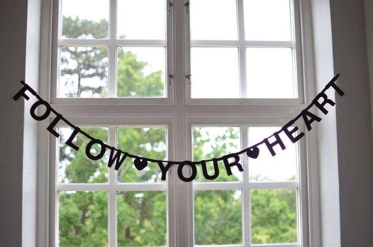 Bekijk 'Maak je eigen letterslinger' op Woontrendz ♥ Dagelijks woontrends ontdekken en wooninspiratie opdoen!