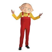 Family Guy Stewie Halloween Costume - Child Size Teen toys r us