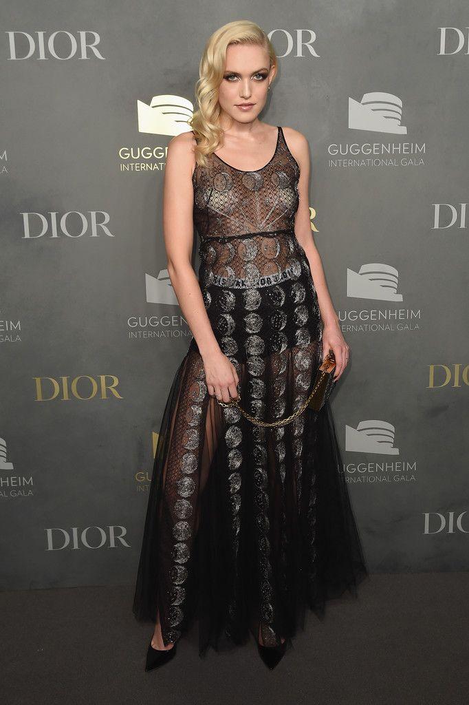 Carlotta Kohl in Dior