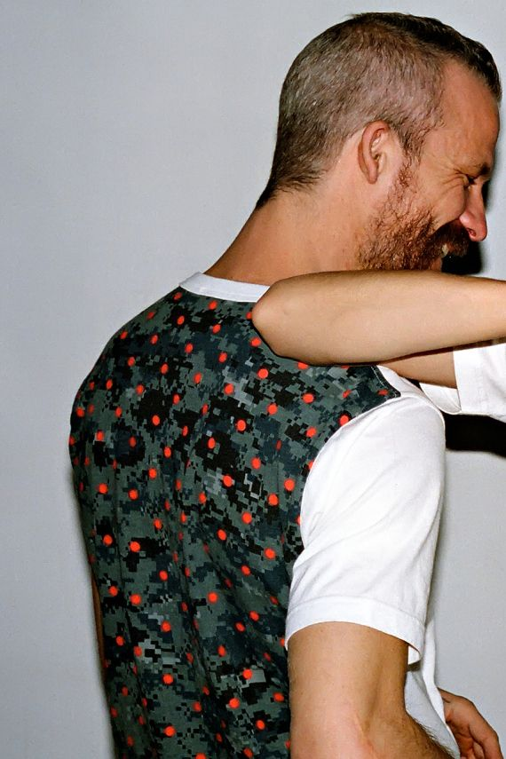 #Supreme x Comme Des Garcons Shirt-2013 capsule collection #jasonDill #CDG