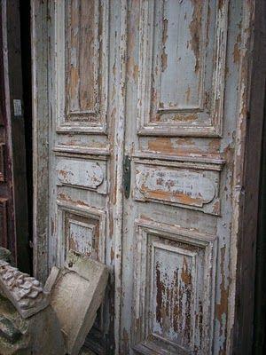 Distressed doors kitchen cool white distressed kitchen cabinet doors distressed white for Distressed wood interior doors