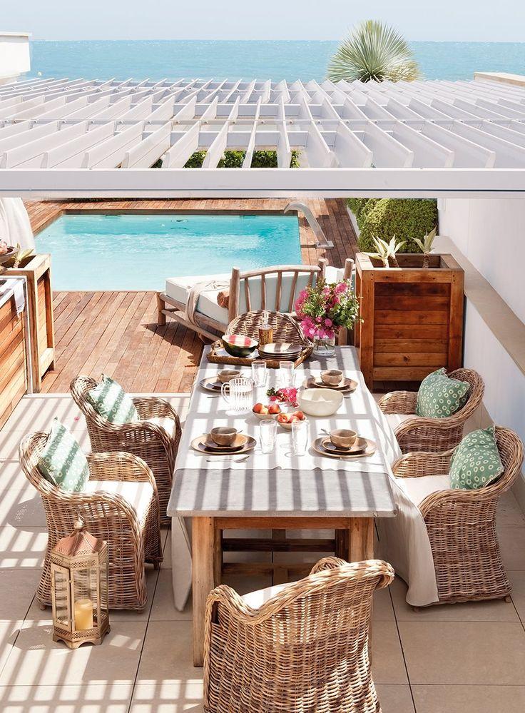 Una casa para vivir veranos inolvidables · ElMueble.com · Casas