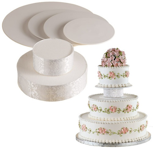 Wilton TAILORED TIERS Wedding Cake DISPLAY STAND SET  sc 1 st  Pinterest & 33 best Wilton Cake Stands images on Pinterest | Cakes Dessert ...
