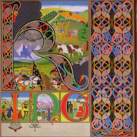 Lizard, 1970  King Crimson