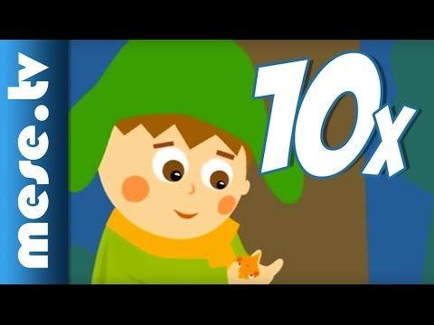 Gryllus Vilmos: Őszi falevél 10x (gyerekdal, mese, Félnóta sorozat)