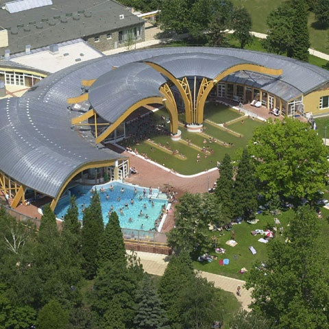 Medical Thermal Bath of Bükfürdő