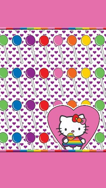 Group Of Hello Kitty 2015 Wallpapers