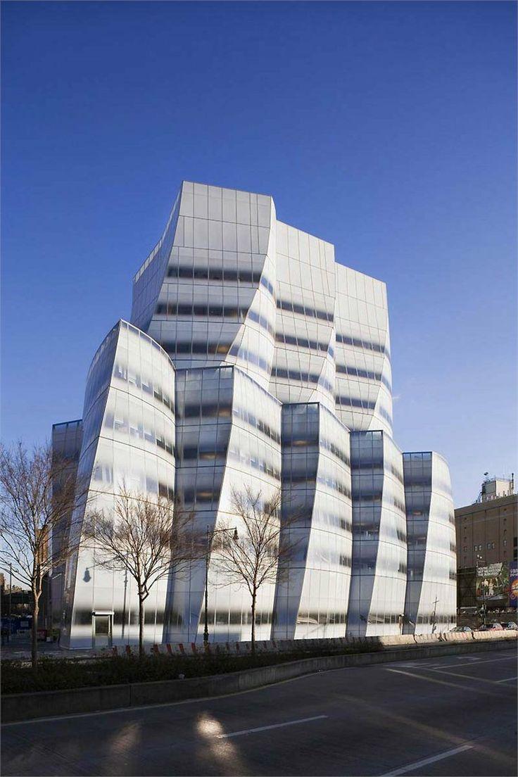 Nuova sede di IAC – InterActiveCorp - New York, Stati Uniti - 2007 - Gehry Partners LLP