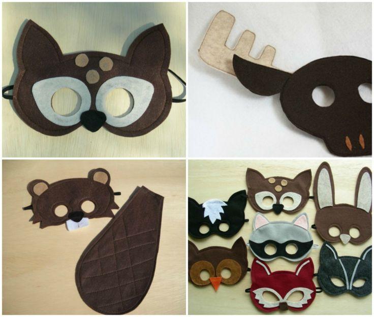 25 einzigartige tiermasken basteln ideen auf pinterest masken f r fasnacht basteln gestalten. Black Bedroom Furniture Sets. Home Design Ideas