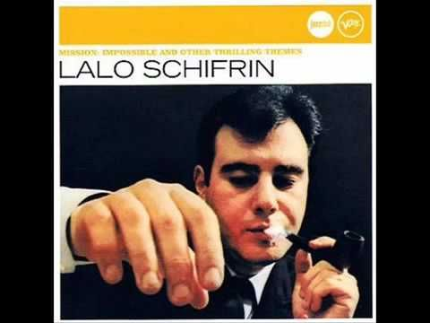 Lalo Schifrin - Danube Incident [AUDIO - film score/soundtrack/60s]