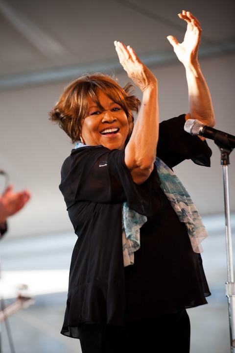 Find music by MAVIS STAPLES in our catalog: http://highlandpark.bibliocommons.com/search?q=%22Staples,+Mavis%22&search_category=author&t=author&formats=MUSIC_CD