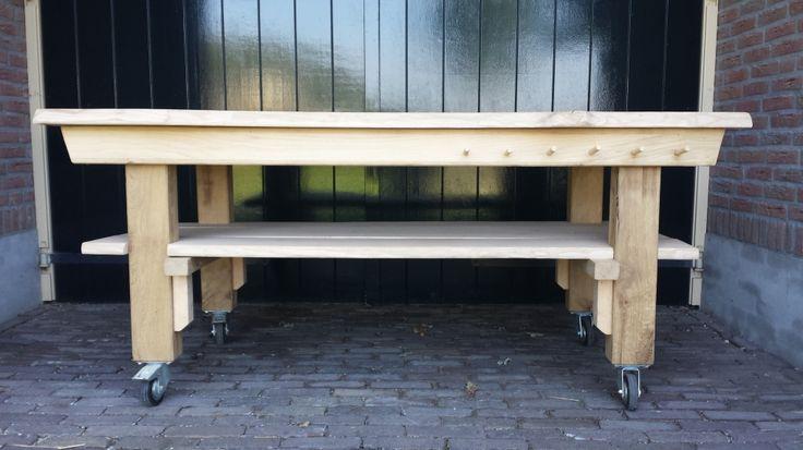 Tafel voor Keramische BBQ's - BBQ Tafels en Keukens - BASBQ BBQ Speciaalzaak