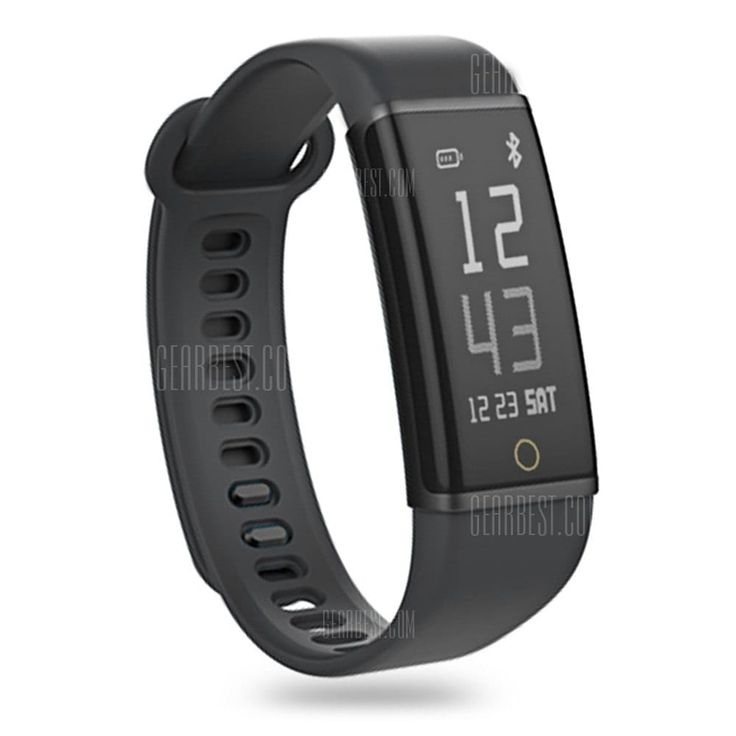 🏷️🐼 Lenovo Cardio Plus HX03W Smartband - 16.49€    Description: Lenovo Cardio Plus HX03W smart bracelet is a device that makes you live in healthier and more intelligent lifestyle. It helps to monitor basic physical indicators like heart rate and sleep quality that you can know your body condition better. It tracks steps and shows you how...  #BonsPlans, #Deals, #Discount, #Gearbest, #Lenovo, #Promotions, #Réduc