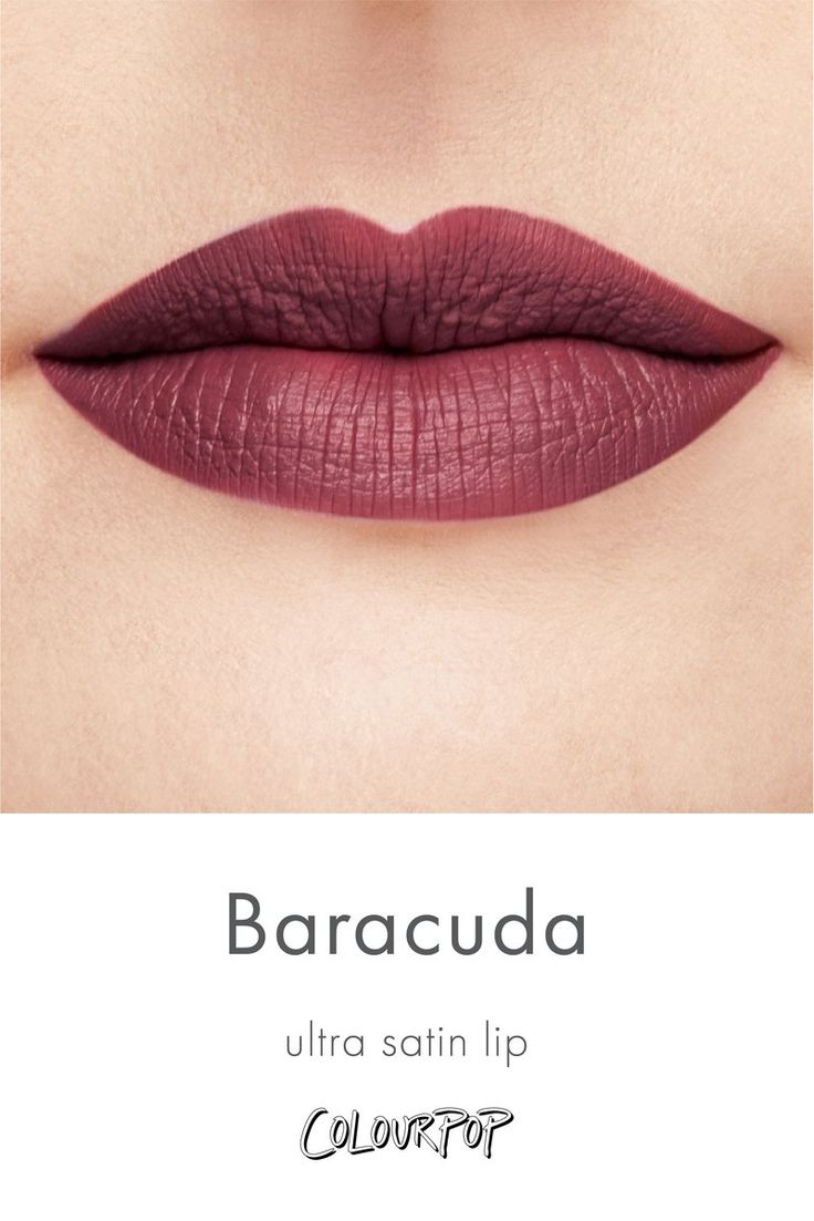 36 best colourpop wishlist images on Pinterest | Dark red lips ...