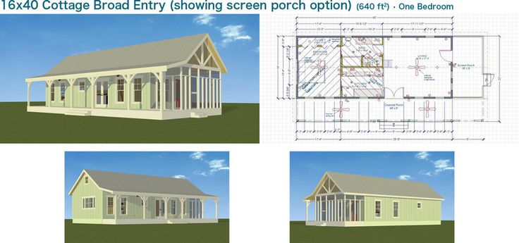 Kanga cottage cabins backyard office guest house pool for Prefab backyard guest house