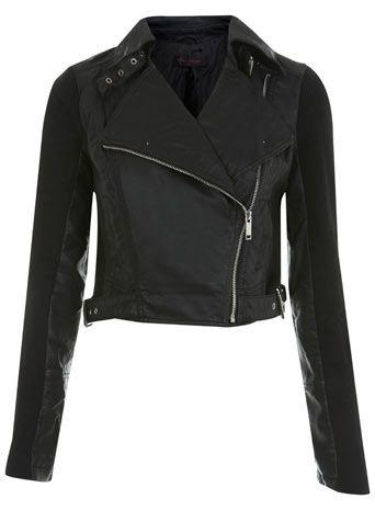 Biker Jacket // Topshop