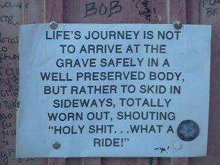 Yep: The Journey, Life Quotes, Life Motto, Living Life, Funny Quotes, Well Said, Quotes Life, Life Journey, True Stories