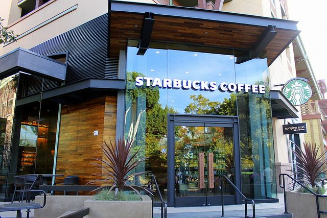 Starbucks Opens New Eco-friendly Shop at Downtown Disney : Leisure ...