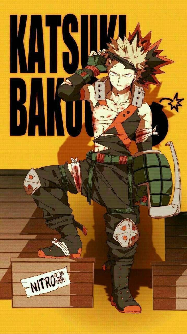 Download Bakugou wallpaper by mochaInk c7 Free on