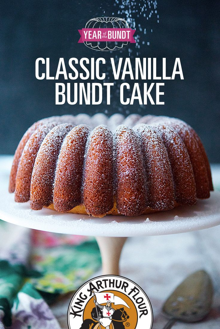 Best vanilla bundt cake recipes