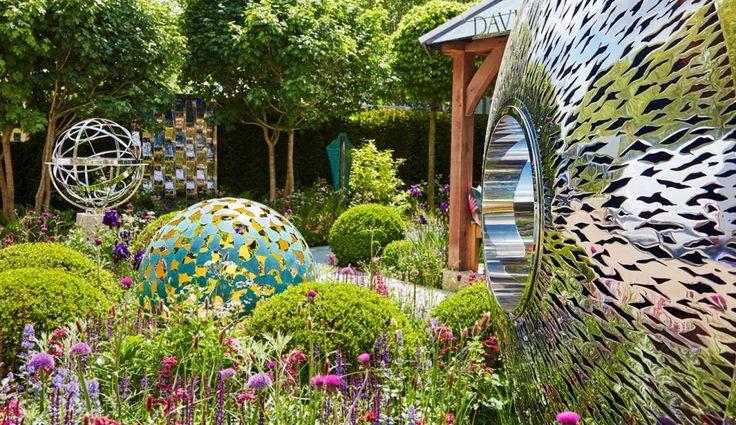 Современные садовые скульптуры от David Harber - Дизайн интерьеров | Идеи вашего дома | Lodgers