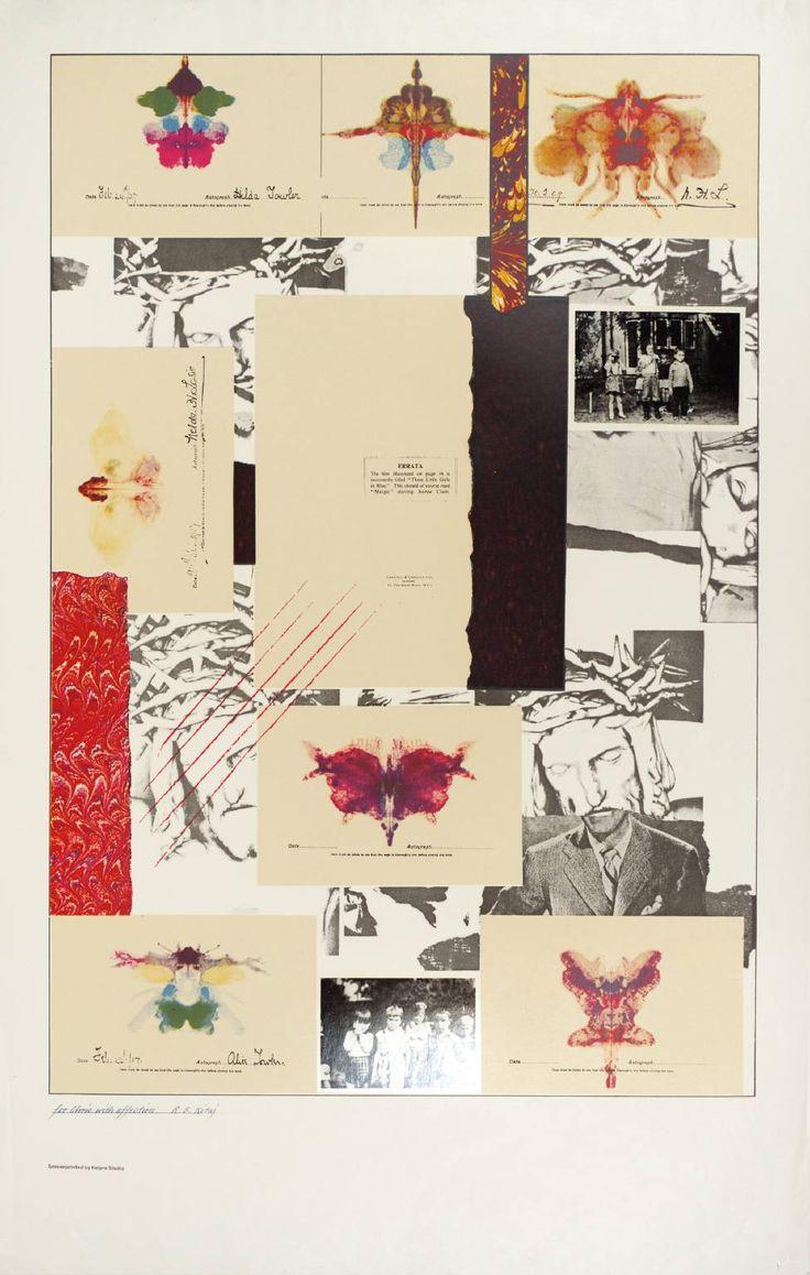 'Errata', R.B. Kitaj | Tate