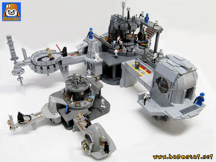 Another LEGO nod to the classic Star Wars toys of the 80's