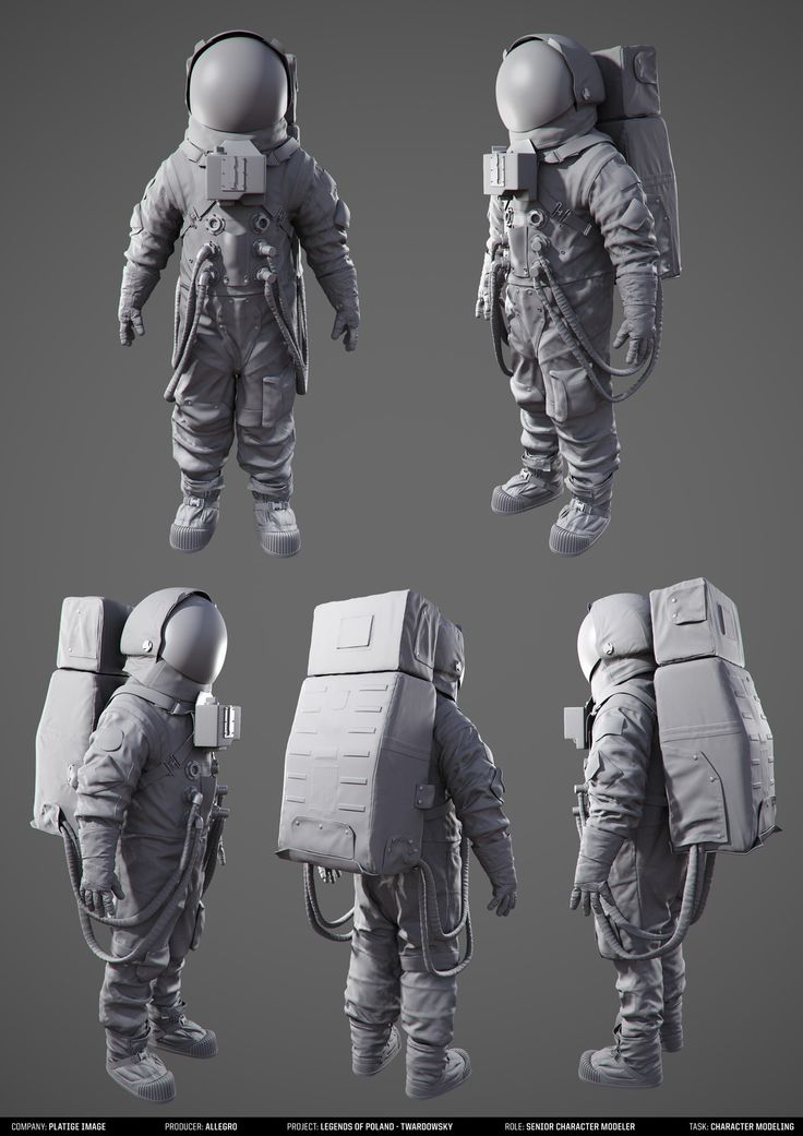 astronauts space suits cooling system - photo #39