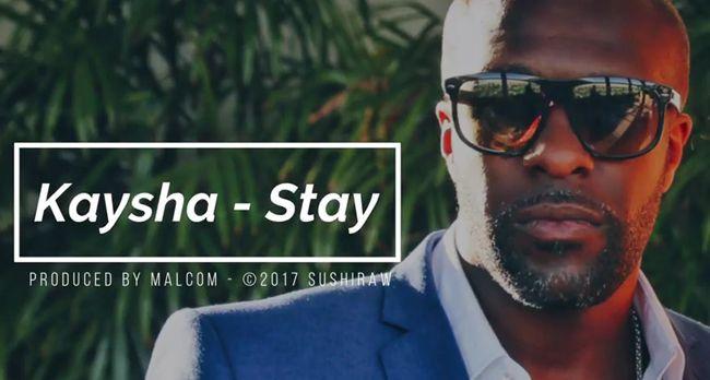 Kaysha feature Rihanna  Stay remix future Kizomba