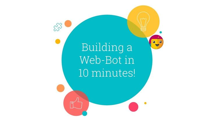 Building a Web-bot in 10 minutes.(Open Source Project)