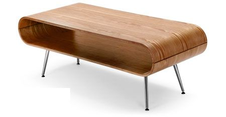 1960s-inspired Henley storage coffee table at Made