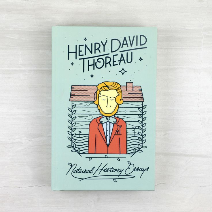 The Natural History Essays by Henry David Thoreau