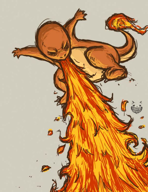 Daily Sketches - Part 1 by Mauro Zuniga, via Behance