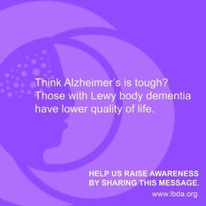 Dlb Most Challenging Symptoms Just Be Dementia Friendly Lewy