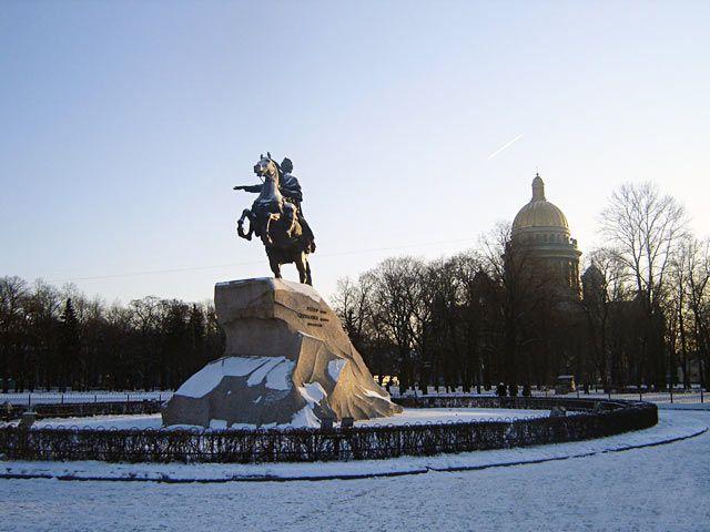 St Petersburg city tour - Excursions - Russian language school Zlatoust