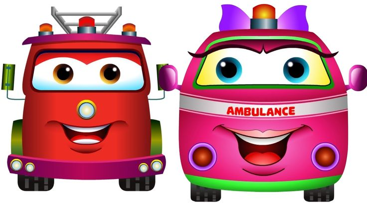 Transport Vehicle Finger Family Song And Many More | Nursery Rhymes Coll...