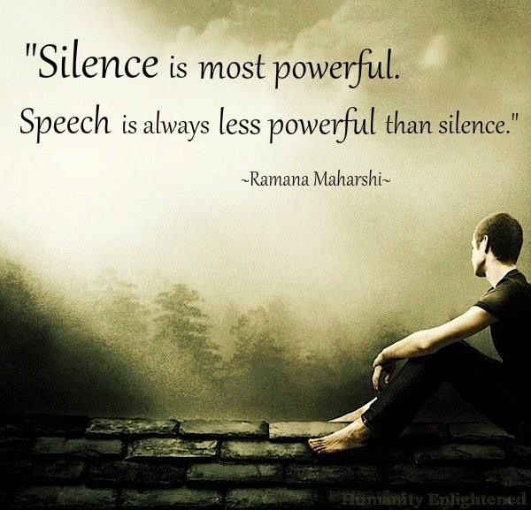 the power of speech and silence Ken kesey, the power of speech, one flew over the cuckoos nest, power of silence not sure what i'd do without @kibin - alfredo alvarez, student @ miami university.
