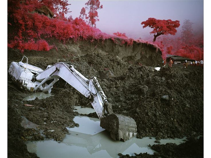 Richard Mosse: The Impossible Image from Frieze