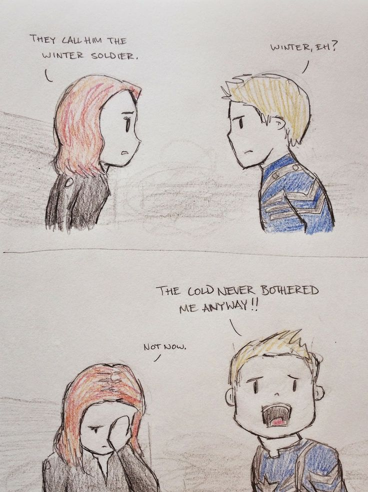 Captain America: The Winter Soldier and Frozen
