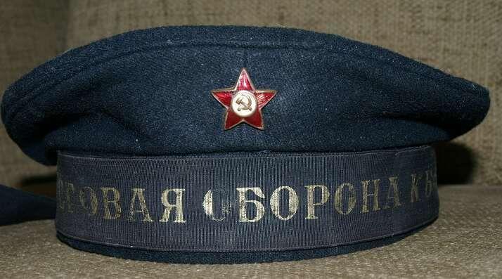 Soviet Naval Infantry sailor hat