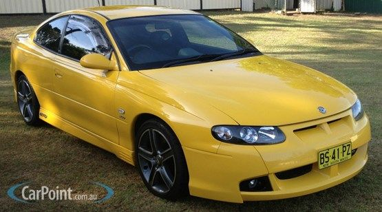 2003 Holden Special Vehicles Coupe V2 GTO