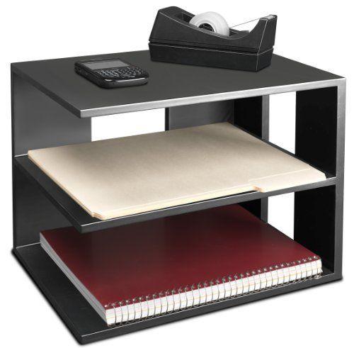 12 best images about desktop organizers on pinterest hidden gun cabinets literature and shelves. Black Bedroom Furniture Sets. Home Design Ideas
