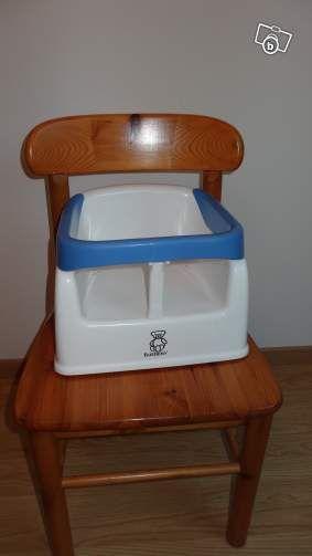 Siège réhausseur chaise babybjorn Equipement bébé Finistère - leboncoin.fr